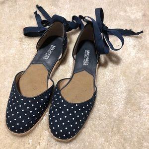[BRAND NEW!] Michael Kors Cabana Espadrille shoes